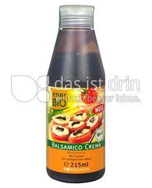 Produktabbildung: enerBio Balsamico Crema Würzmittel 215 ml