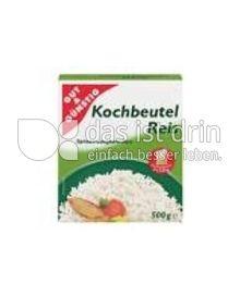 Produktabbildung: Gut & Günstig Kochbeutel Reis 500 g