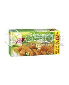 Produktabbildung: iglo Gemüsestäbchen 12 St.