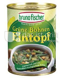 Produktabbildung: Bruno Fischer Grüne Bohnen Eintopf 400 g