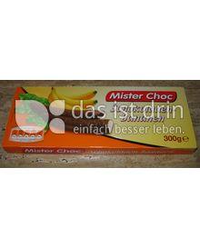 Produktabbildung: Mister Choc Schokoladen Bananen 300 g