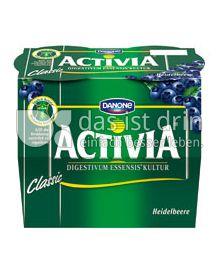 Produktabbildung: Danone Activia Heidelbeere 115 g