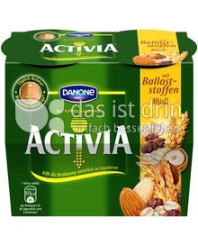 Produktabbildung: Danone Activia Müsli 115 g