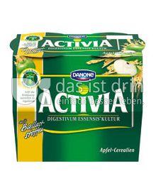 Produktabbildung: Danone Activia Apfel-Cerealien 115 g