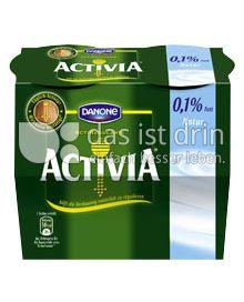 Produktabbildung: Danone Activia 0,1% Fett Natur 115 g