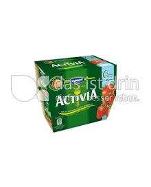 Produktabbildung: Danone Activia 0,1% Fett Erdbeere 115 g
