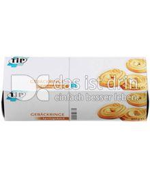 Produktabbildung: TiP Gebäckringe 400 g