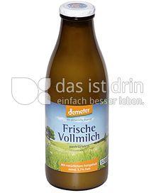 Produktabbildung: Söbbeke demeter Frische Vollmilch 1 l