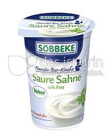 Produktabbildung: Söbbeke Saure Sahne 200 g