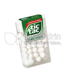Produktabbildung: Tic Tac Fresh Mints