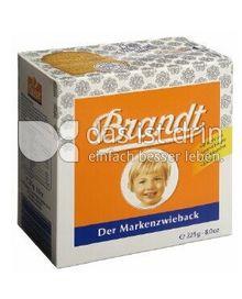 Produktabbildung: Brandt Markenzwieback 2 kg