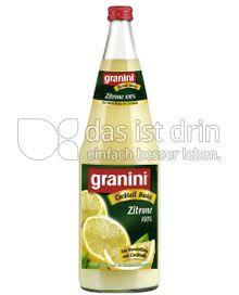 Produktabbildung: Granini Cocktail Basics Zitrone 1 l