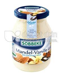 Produktabbildung: Söbbeke Mandel-Vanille Bio Joghurt Mild 500 g