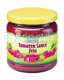 Produktabbildung: Bruno Fischer Feine Tomatensauce 350 ml