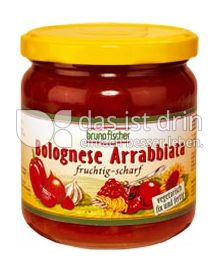 Produktabbildung: Bruno Fischer Bolognese Arrabiata 350 ml