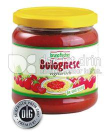 Produktabbildung: Bruno Fischer Vegetarische Bolognese 350 ml