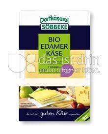 Produktabbildung: Söbbeke Bio Edamer Käse 150 g