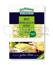 Produktabbildung: Söbbeke Bio Bärlauch Käse 150 g
