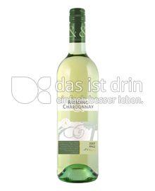 Produktabbildung: Peter Mertes Riesling & Chardonnay 0,7 l