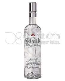 Produktabbildung: Finlandia Vodka 700 ml