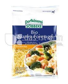 Produktabbildung: Söbbeke Bio Quattro Formaggi 200 g