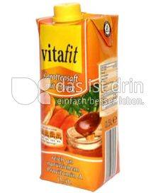 Produktabbildung: vitafit Karottensaft 0,5 l