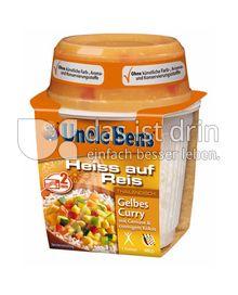 Produktabbildung: Uncle Ben's® Heiss auf Reis Thailändisch Gelbes Curry 300 g
