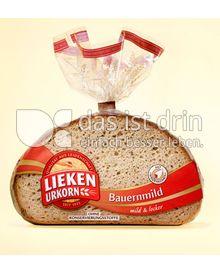 Produktabbildung: Lieken Urkorn Bauernmild 500 g
