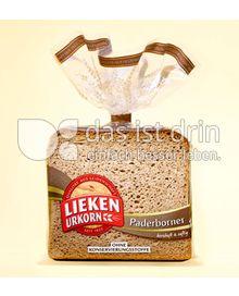 Produktabbildung: Lieken Urkorn Paderborner 500 g