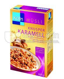 Produktabbildung: Kölln Müsli Knusper Karamell 600 g