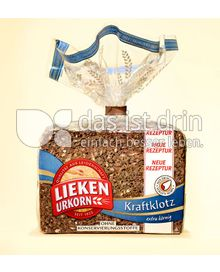 Produktabbildung: Lieken Urkorn Kraftklotz 500 g