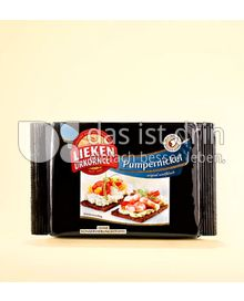 Produktabbildung: Lieken Urkorn Pumpernickel 250 g