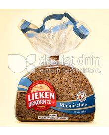 Produktabbildung: Lieken Urkorn Rheinisches 500 g
