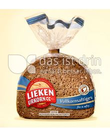 Produktabbildung: Lieken Urkorn Vollkornsaftiges 500 g