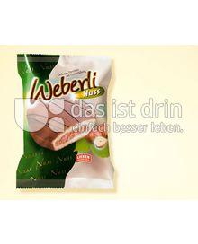 Produktabbildung: Lieken Urkorn Weberli Nuss 70 g
