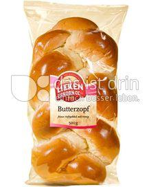 Produktabbildung: Lieken Urkorn Butterzopf 500 g