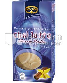 Produktabbildung: Krüger Chai Latte Classic India 250 g