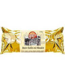 Produktabbildung: Lieken Urkorn Butter-Stollen mit Mandeln 750 g
