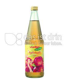 Produktabbildung: Voelkel Apfelsaft aus Streuobst - klar 0,7 l
