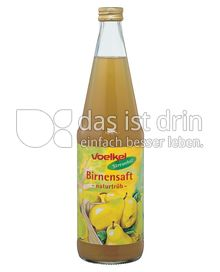 Produktabbildung: Voelkel Birnensaft aus Streuobst - naturtrüb 0,7 l