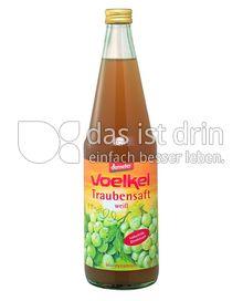 Produktabbildung: Voelkel Traubensaft weiß 700 ml