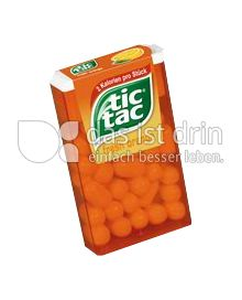 Produktabbildung: Tic Tac Fresh Orange 100 St.