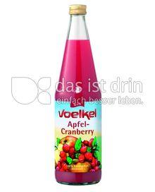Produktabbildung: Voelkel Apfel-Cranberry 700 ml