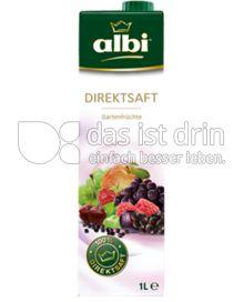 Produktabbildung: albi Direktsaft Gartenfrüchte 1 l