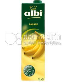Produktabbildung: albi Banane 1 l