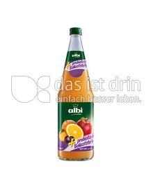 Produktabbildung: albi 100% Saft plus Prebiotisch + Ballaststoffe 1 l