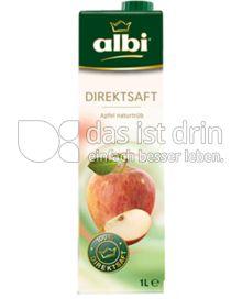 Produktabbildung: albi Direktsaft Apfel naturtrüb 1 l