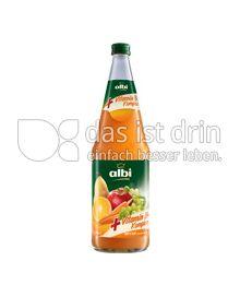 Produktabbildung: albi 100% Saft plus Vitamin B-Komplex 1 l