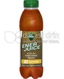 Produktabbildung: albi Ener Juice 03 Regeneration Mango-Orange-Grapefruit-Geschmack 0,5 l