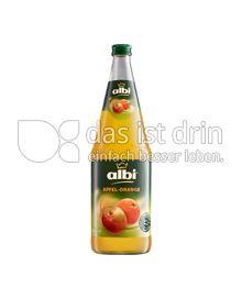 Produktabbildung: albi Apfel-Orange 1 l
